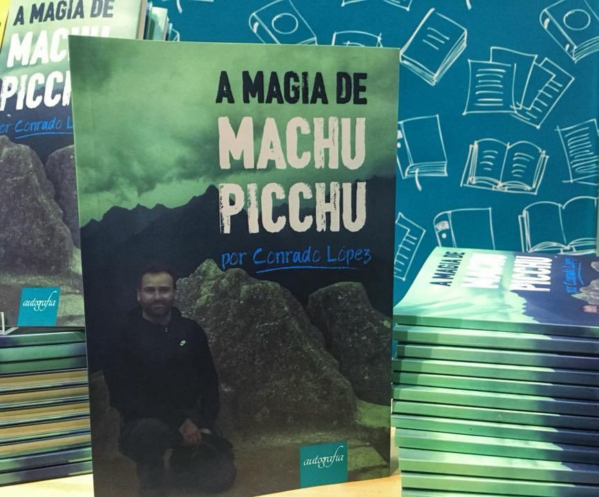 A Magia de Machu Picchu por Conrado López